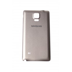 Samsung Galaxy Note 4 N910F - Battery cover gold