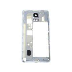 Samsung Galaxy Note 4 N910F - Middle frame white