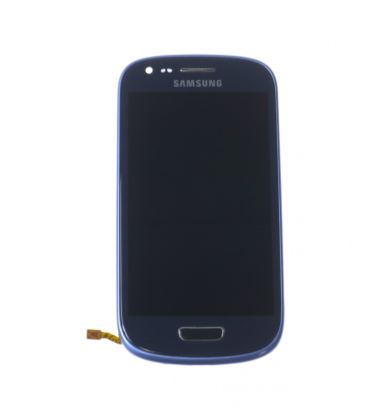 samsung galaxy s3 mini blue lcd touch screen front panel blue oem for samsung. Black Bedroom Furniture Sets. Home Design Ideas