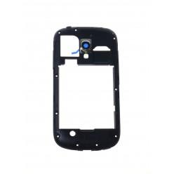 Samsung Galaxy S3 mini i8190 stredny kryt modra