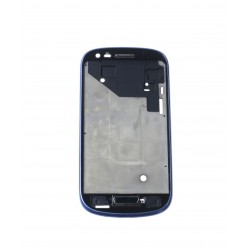 Samsung Galaxy S3 mini i8190 - Front panel blue