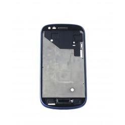 Samsung Galaxy S3 mini i8190 - Rám přední modrá