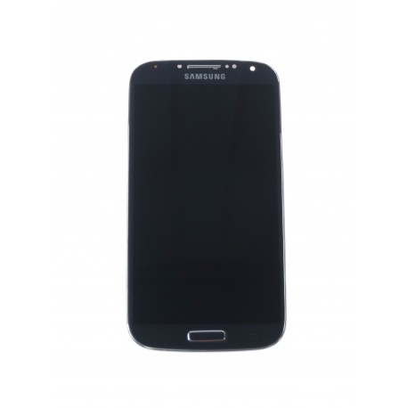 Samsung Galaxy S4 i9505 LCD + touch screen + front panel black