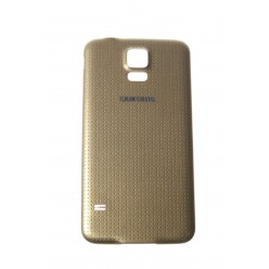 Samsung Galaxy S5 G900F - Battery cover gold