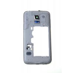 Samsung Galaxy S5 mini G800F Middle frame silver - original