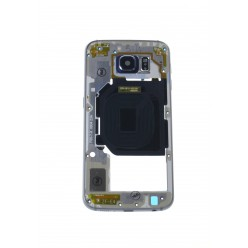 Samsung Galaxy S6 G920F - Middle frame black - original