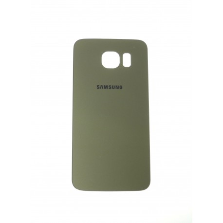 Samsung Galaxy S6 G920F Battery cover gold