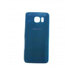Samsung Galaxy S6 G920F - Kryt zadný bledomodrá - originál
