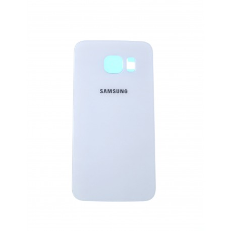 Samsung Galaxy S6 Edge G925F Kryt zadný biela