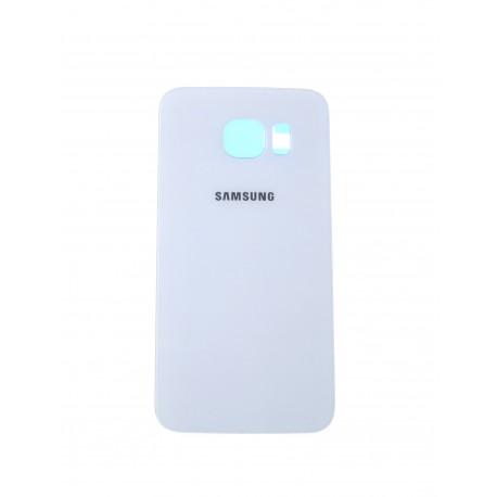 Samsung Galaxy S6 Edge G925F Battery cover white