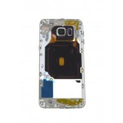 Samsung Galaxy S6 Edge+ G928F - Rám stredový zlatá - originál