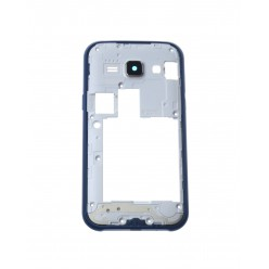 Samsung Galaxy J1 J100H - Middle frame blue