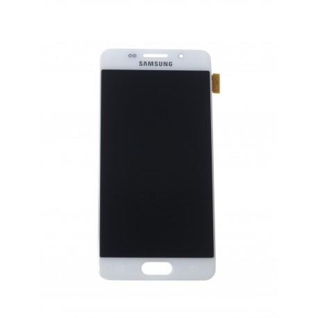 Samsung Galaxy A3 A310F (2016) LCD + touch screen white - original
