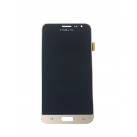 Samsung Galaxy J3 J320F (2016) LCD + touch screen gold - original