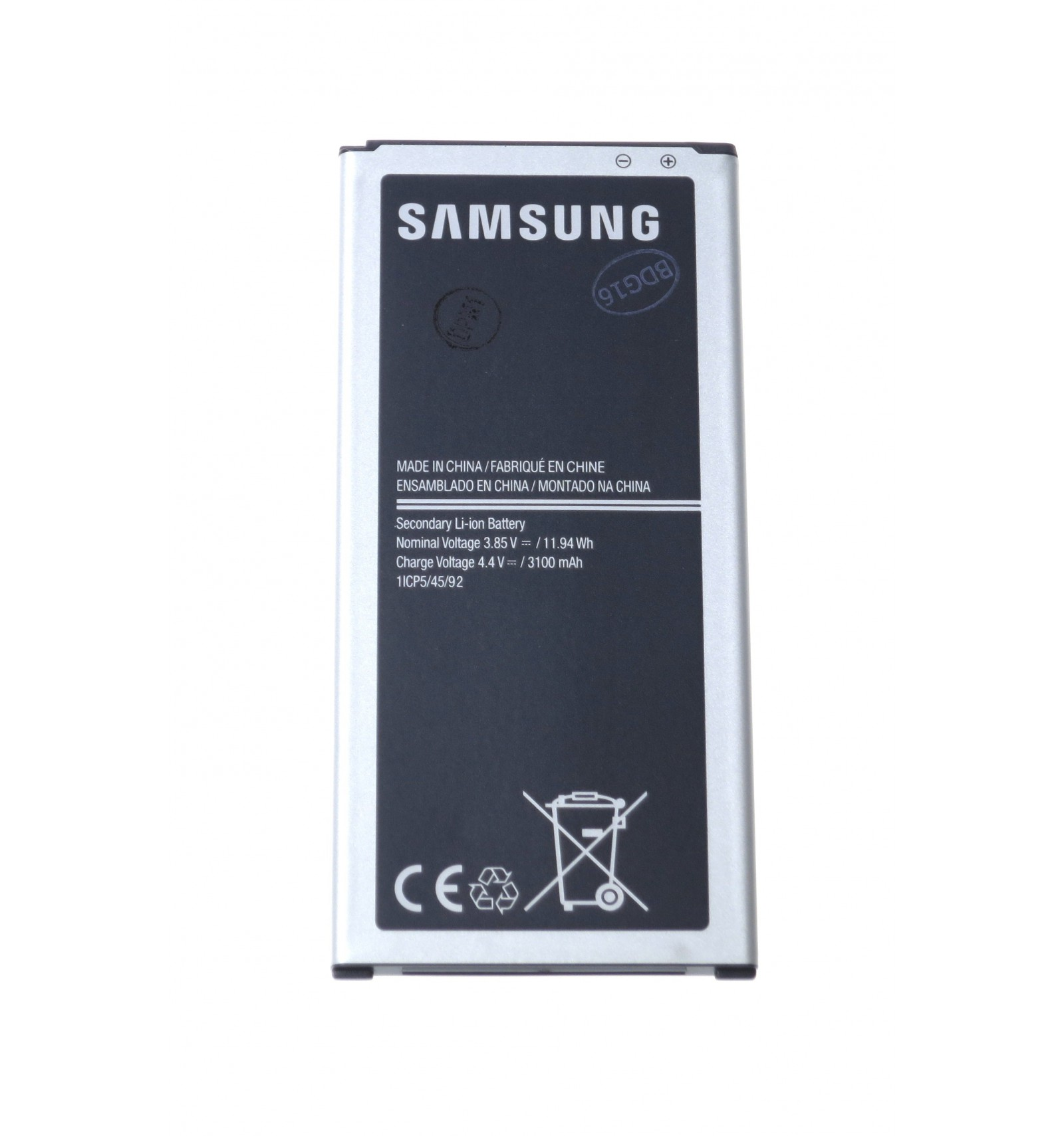 battery eb bj510cbe original for samsung galaxy j5 j510fn 2016 gh43 04601a. Black Bedroom Furniture Sets. Home Design Ideas