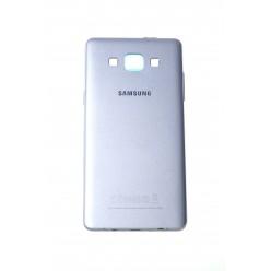 Samsung Galaxy A5 A500F - Battery cover silver - original