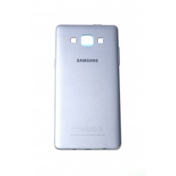 Samsung Galaxy A5 A500F - Battery cover silver - original