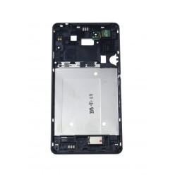 Sony Xperia E3 D2203 - Rám stredový čierna
