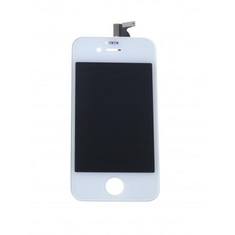 Apple iPhone 4S LCD displej + dotyková plocha biela - TianMa