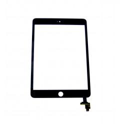 iPad mini 3 - Dotyková plocha + IC konektor černá