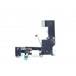 Apple iPhone SE - Flex nabíjací biela