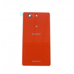 Sony Xperia Z3 compact D5803 - Battery cover red - original
