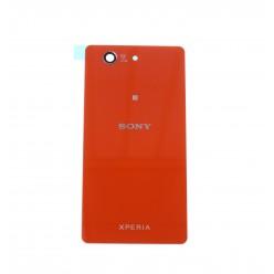 Sony Xperia Z3 compact D5803 - Kryt zadný červená - originál