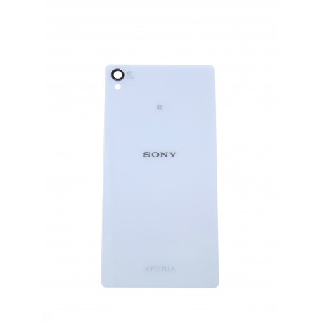 the latest 8b420 67964 Sony Xperia Z3 Dual D6633 - Battery cover white