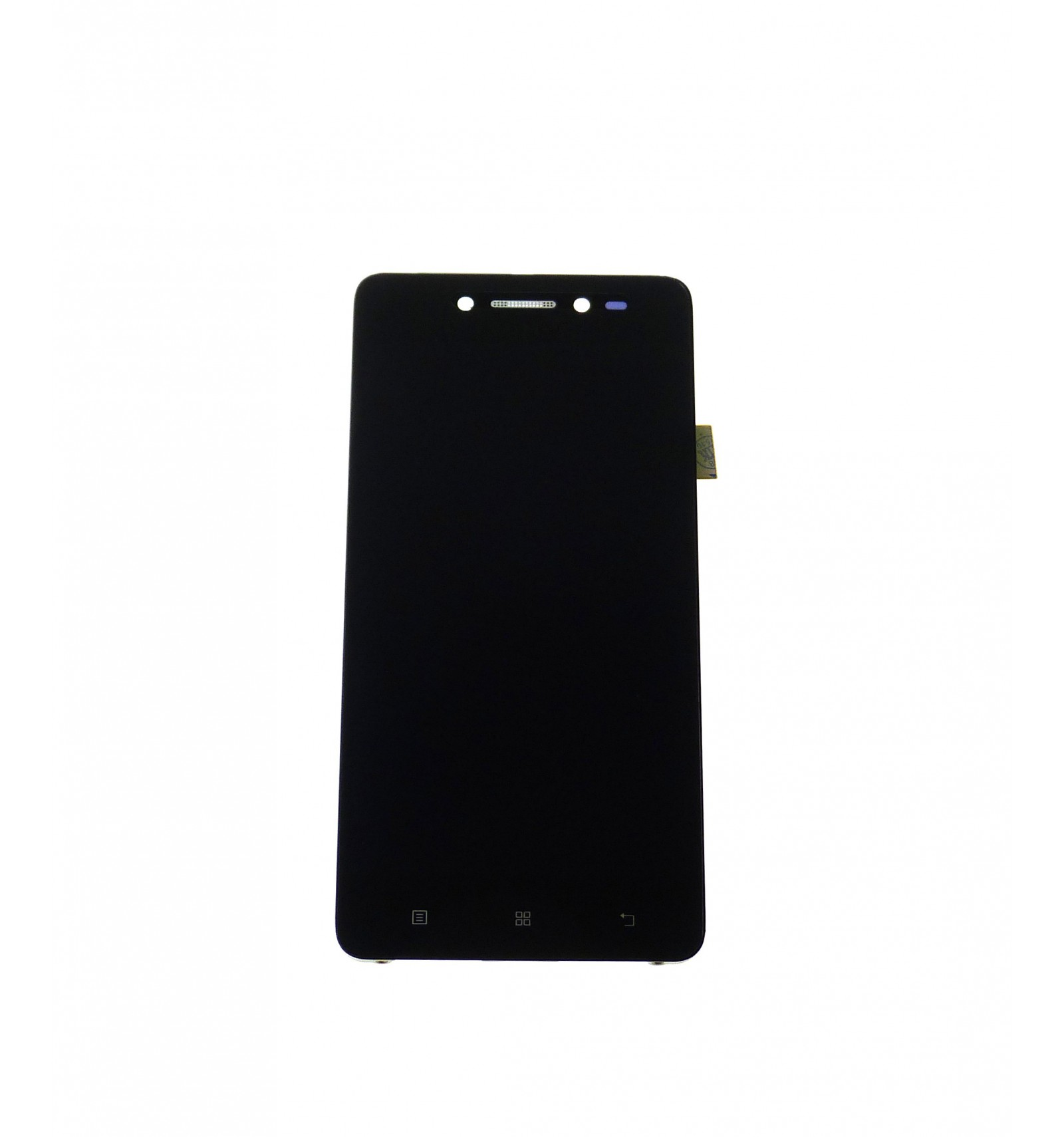 Lcd Touch Screen Front Panel Black Oem For Lenovo S90 S 90