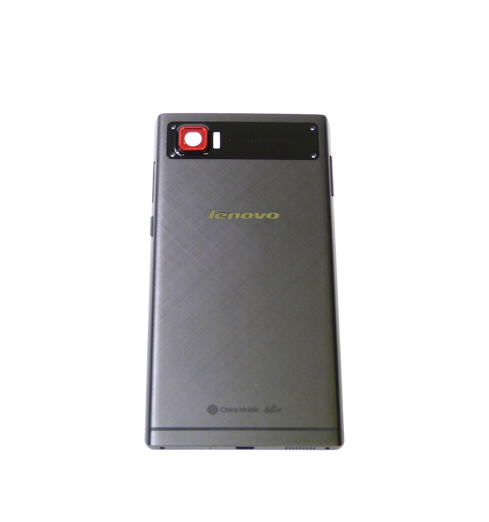 Battery Cover Black Oem For Lenovo Vibe Z2 Pro K920 S860 Dual Sim Card