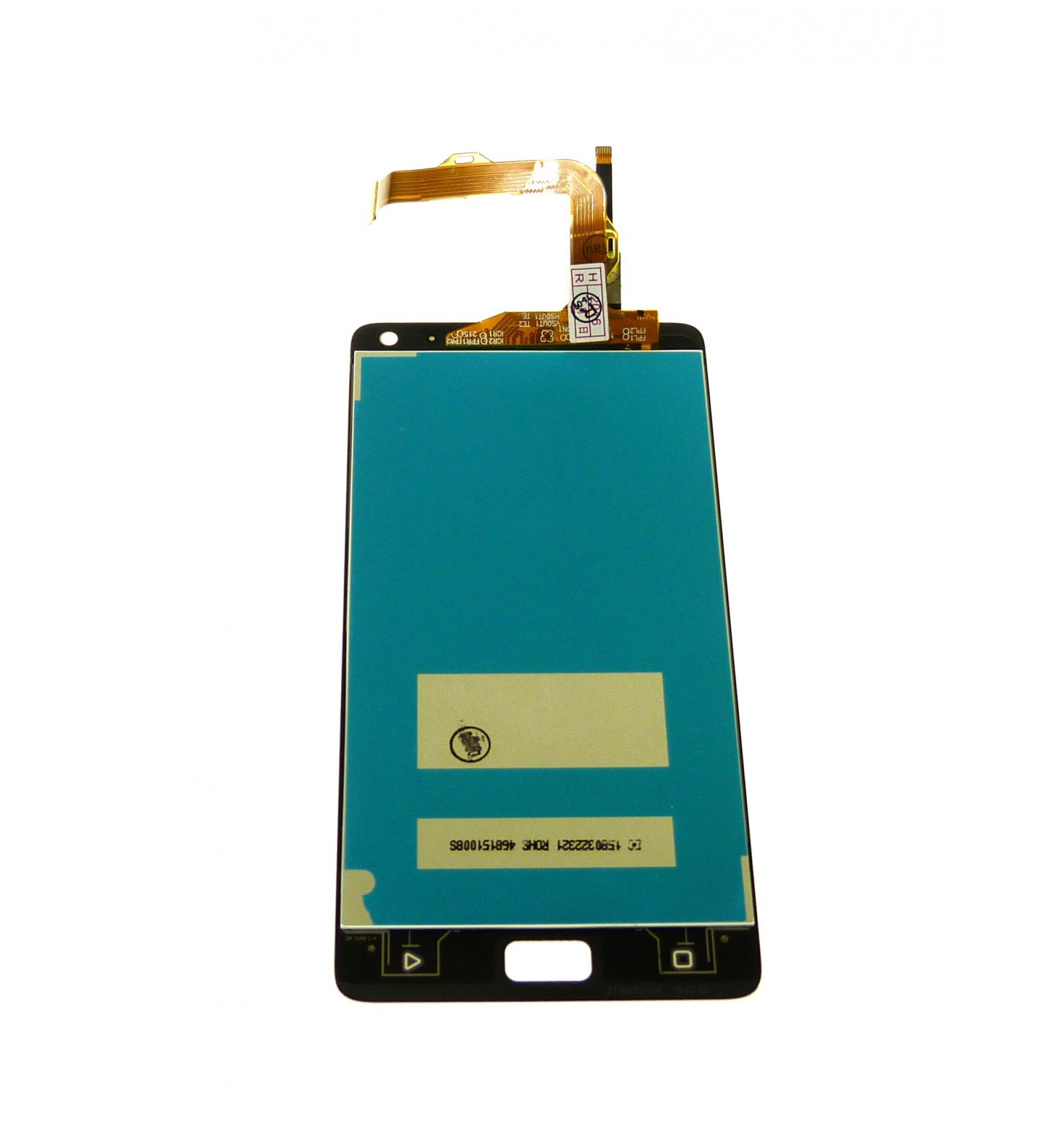 LCD Touch Screen Gold OEM For Lenovo Vibe P1 P1 Pro