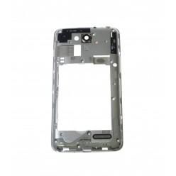 LG D405n L90 - Rám středový bílá