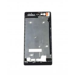 Huawei P7 predny kryt cierna