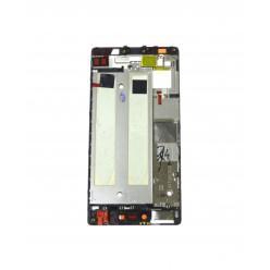 Huawei P8 (GRA-L09) - Rám stredový čierna