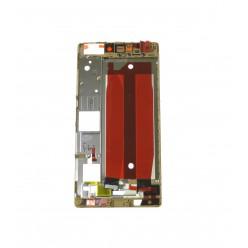 Huawei P8 (GRA-L09) - Rám stredový zlatá