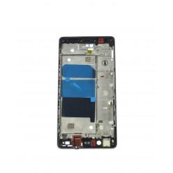 Huawei P8 Lite (ALE-L21) - Rám stredový čierna