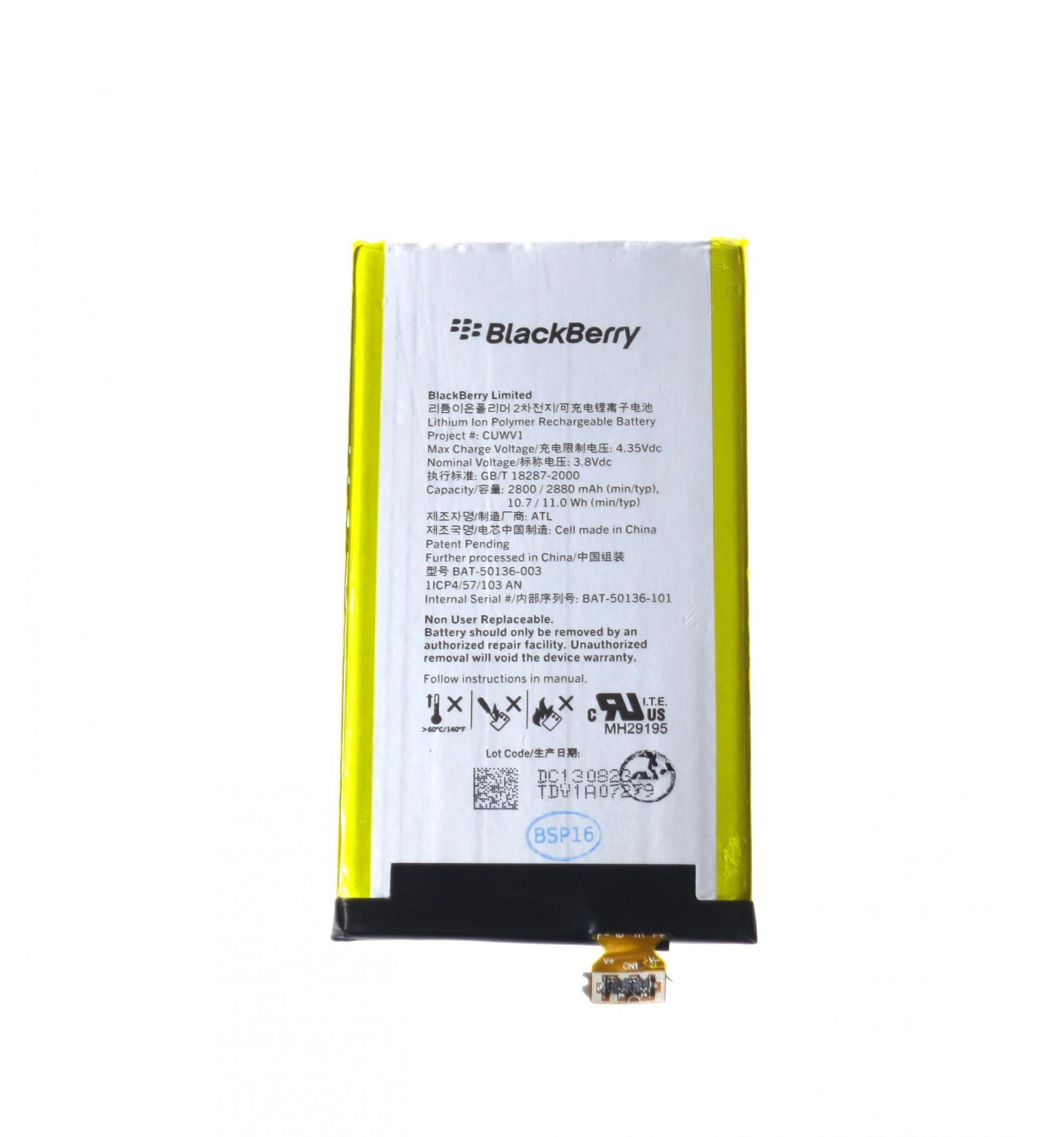 Battery replacement for Blackberry Z30 | lcdpartner com