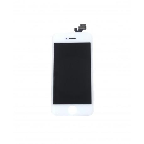 Apple iPhone 5 LCD displej + dotyková plocha biela - TianMa