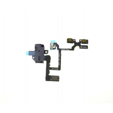 Apple iPhone 4 Audio flex black