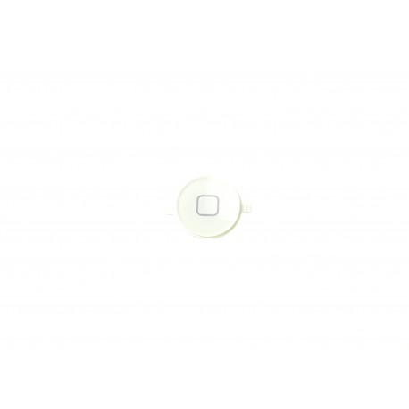 Apple iPhone 4S Homebutton plastic cover white