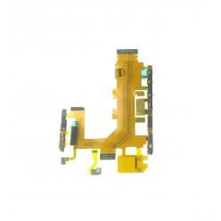 Sony Xperia Z2 D6503 flex on/off + bočné tlačidlá + mikrofón OEM