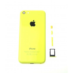 Apple iPhone 5C kryt zadný žltá OEM