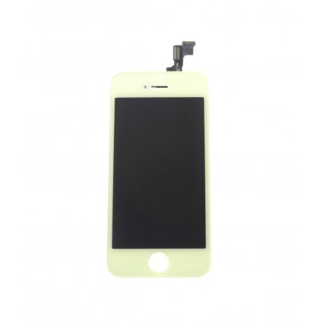 Apple iPhone SE LCD displej + dotyková plocha biela - TianMa