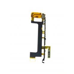 Sony Xperia X Performance F8131 - Flex hlasitosti + on/off + vibrátor - originál
