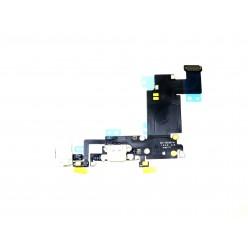 Apple iPhone 6s Plus - Flex nabíjací biela - originál