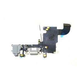 Apple iPhone 6s - Flex nabíjecí černá - originál