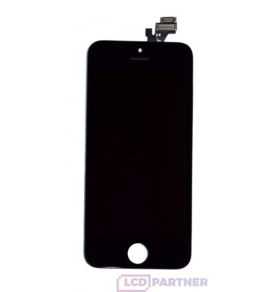 Apple iPhone 5 LCD displej + dotyková plocha čierna - TianMa