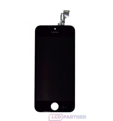 Apple iPhone 5C LCD displej + dotyková plocha čierna - TianMa