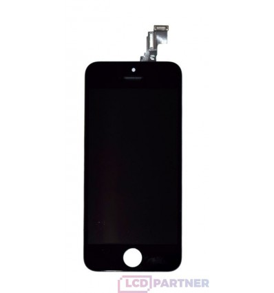 Apple iPhone 5C LCD + touch screen black - TianMa