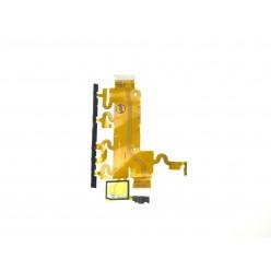 Sony Xperia Z1 C6903 flex mikrofón + tlačidlá bočné OEM
